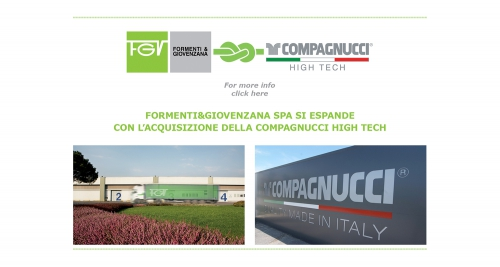 Formenti&Giovenzana – Compagnucci High Tech