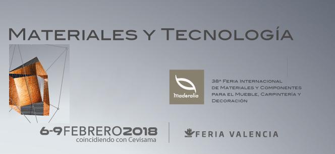 MADERALIA Valencia 2018