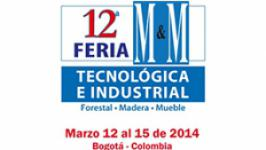 M&M Bogotà – Industry & Technology Fair 2014